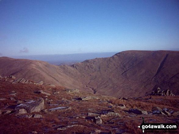 Nan Bield Pass from Froswick