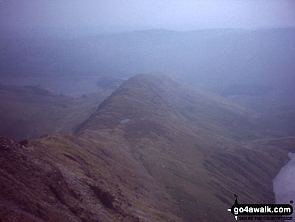 Rough Crag (Riggindale) from High Street