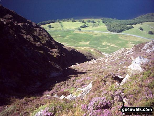 Lorton Gully, Grasmoor