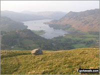 Walk Birks in  The Eastern Fells  of The Lake District National Park, Cumbria, England