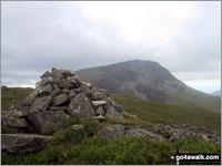 Walk Gau Graig walking UK Mountains in The Cadair Idris Area Snowdonia National Park Gwynedd    Wales