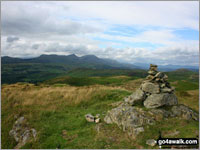 Walk Blawith Knott in  The Southern Marches Cumbria