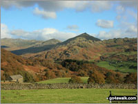 Walk Caw (Dunnerdale Fells) in  The Southern Marches Cumbria