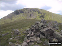 Walk Middle Dodd in  The Eastern Fells Cumbria