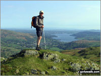 Walk Heron Pike in  The Eastern Fells Cumbria