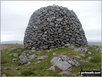 Drygarn Fawr  the highest point in The South West Cambrian Mountains Photo: Colin France