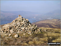 Walkers damaging ancient monuments - don't be that vandal!