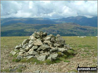 Walk Watson's Dodd in  The Eastern Fells Cumbria