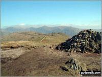 Wansfell Pike Summit