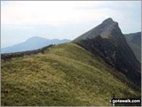 Walk Mynydd Drws-y-coed walking UK Mountains in The Moel Hebog Area Snowdonia National Park Gwynedd    Wales