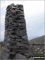 Mynydd Tal-y-mignedd in The Moel Hebog Area Snowdonia National Park Gwynedd    Wales
