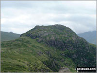 Sergeant's Crag Photo by Gerry Ball