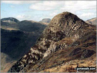 Pike of Stickle (Pike o' Stickle) Photo by Hugh Turner