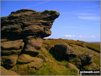 Lad Law (Boulsworth Hill) - one of The Best 10 Walks in Lancashire - Expert Guides to The UK