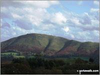 Walk Caer Caradoc Hill walking UK Mountains in The Shropshire Hills  Shropshire    England