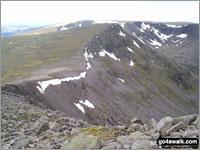 Sgor an Lochain Uaine (The Angel's Peak) Photo by Mark Kissipie