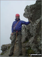 Sgurr Dearg (Inaccessible Pinnacle) in Isle of Mull, Rhum and Skye  Highland    Scotland
