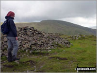 On Merrick, Scotland's Highest 'Donald'