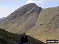 Yewbarrow Photo by Mick Fox