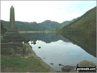 Walk Craig Wen walking UK Mountains in The Carneddau Area Snowdonia National Park Conwy Gwynedd   Wales