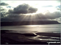 Walk Great Orme (Great Ormes Head) walking UK Mountains in The Clwydian Range  Conwy    Wales