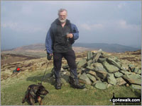 Walk Top o' Selside in  The Southern Marches Cumbria