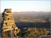 The summit of Ulgraves (Potter Fell)  Photo: Mike Knipe