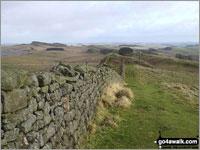 Illuminating Hadrian's Wall - a line of light from coast to coast