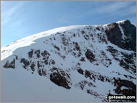 Ben Nevis, Scotland's Highest Hill also known as a 'Marilyn'