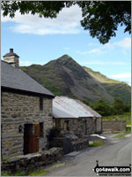 Cnicht in The Molewyns Area Snowdonia National Park Gwynedd    Wales