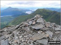 Walk Ben Vane in  Loch Lomond and The Trossachs to Loch Tay Argyll and Bute