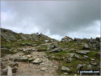 Walk Hart Crag in  The Eastern Fells Cumbria