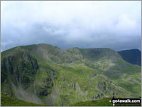 Walk Fairfield walking UK Mountains in The Eastern Fells The Lake District National Park Cumbria    England