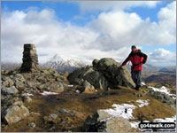 Walk High Seat (Ashness Fell) walking UK Mountains in The Central Fells The Lake District National Park Cumbria    England