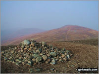 Walk White Side in  The Eastern Fells Cumbria