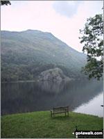 Gallt y Wenallt in The Snowdon Area Snowdonia National Park Gwynedd    Wales
