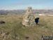 Addlebrough summit cairn