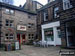 'Sid's Cafe' from BBC TV's 'Last of the Summer Wine', Holmfirth   West Yorkshire England