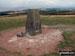 Beacon Hill (Quantocks) summit Pillar