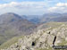 High Stile, High Crag & Hay Stacks, Crummock Water & Buttermere and Grasmoor from the top of Green Gable