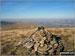 Great Coum summit cairn