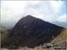 Snowdon (Yr Wyddfa) from the summit of Garnedd Ugain (Crib y Ddysgl)