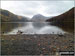 Fleetwith Pike refelected in Buttermere