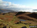 Looking towards Windermere from Loughrigg Fell summit