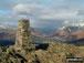 Loughrigg Fell summit trig point
