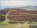 Moel Dywyll, Moel Llys, Moel Arthur and The Offa's Dyke Path<br>from the summit of Moel Famau