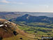 Lose Hill (Ward's Piece) and The Vale of Edale from the summit of Grindslow Knoll (Kinder Scout)
