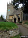 Longborough Church The Cotswolds  Gloucestershire England